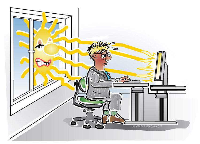 Ergonomie Medien Didaktik Beratung Ergonomie Cartoons